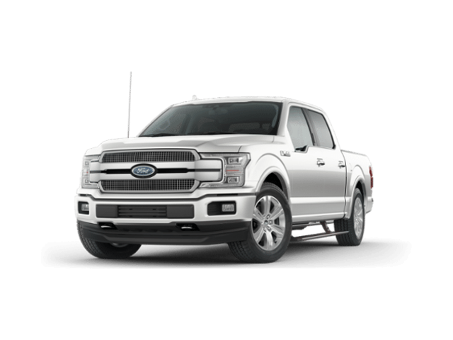 2019 Ford F-150 PLATINUM 4WD SUPERCREW 5. Truck SuperCrew Cab